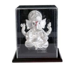 Rmp Jewellers silver Ganesh
