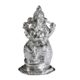 Rmp Jewellers silver Ganpati ji