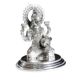 Rmp Jewellers silver Lakshmi Ji